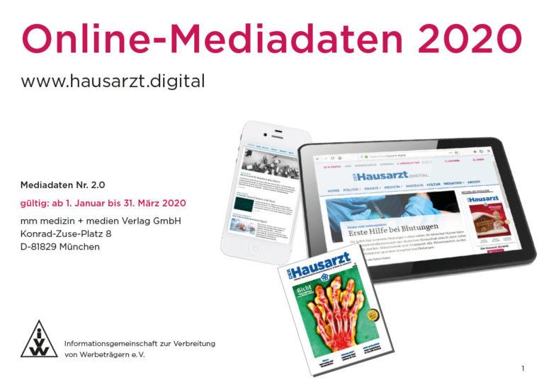 Online Mediadaten