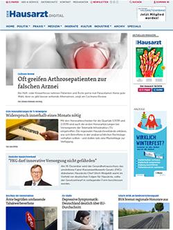 Homepage HAD