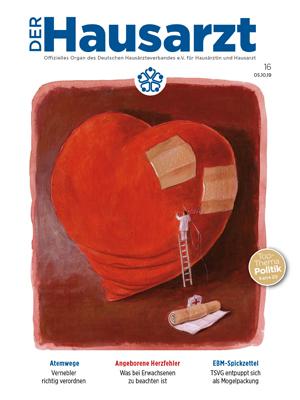 Cover Hausarzt Herz
