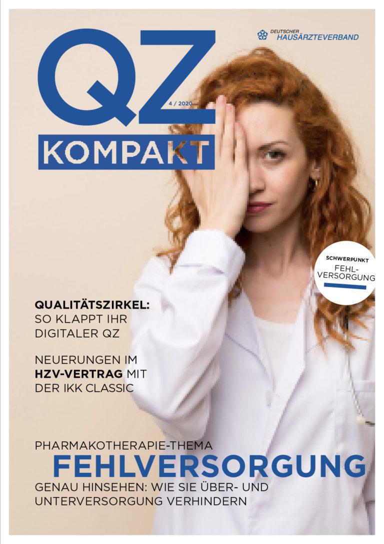 Titelbild QZ kompakt Q4/2020