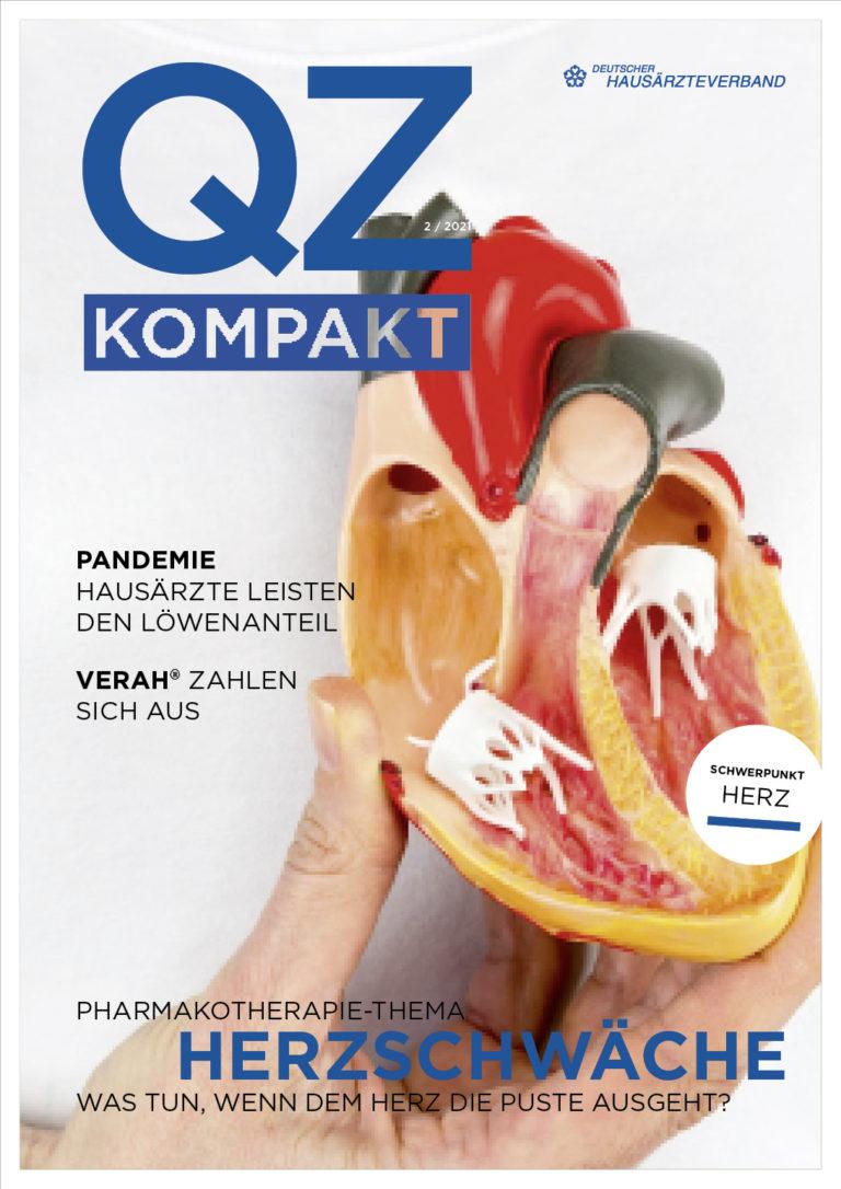 Titelbild QZ kompakt 2/2021